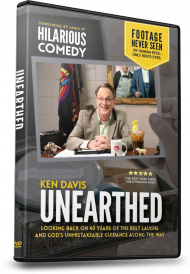 Unearthed DVD