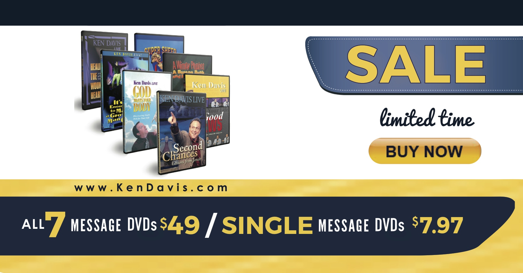Message DVD 400x200